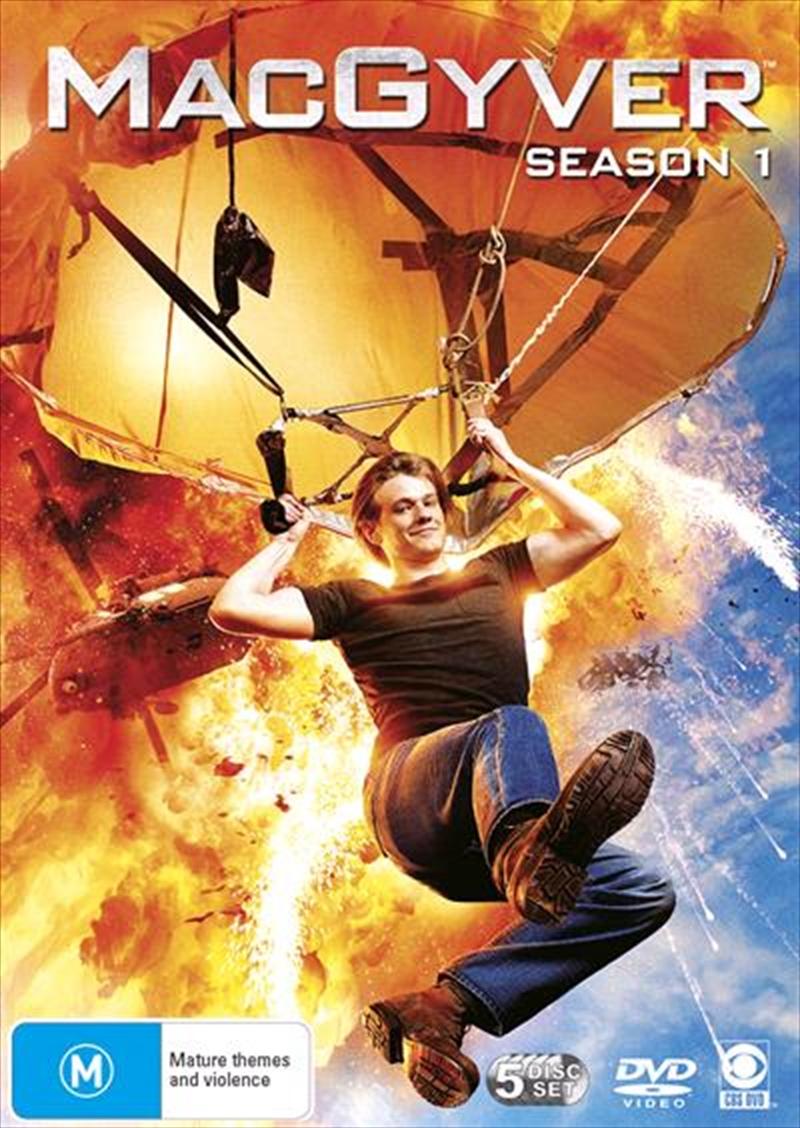 MacGyver - Season 1 | DVD