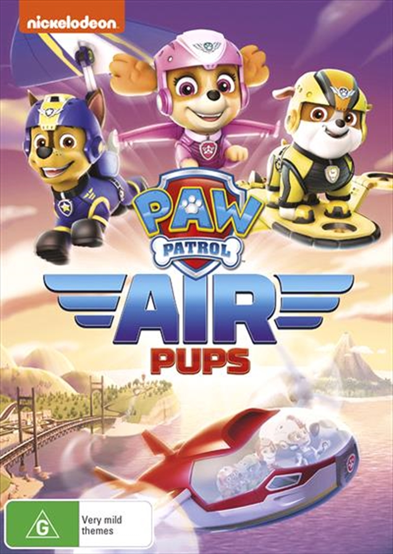 Paw Patrol - Air Pups | DVD