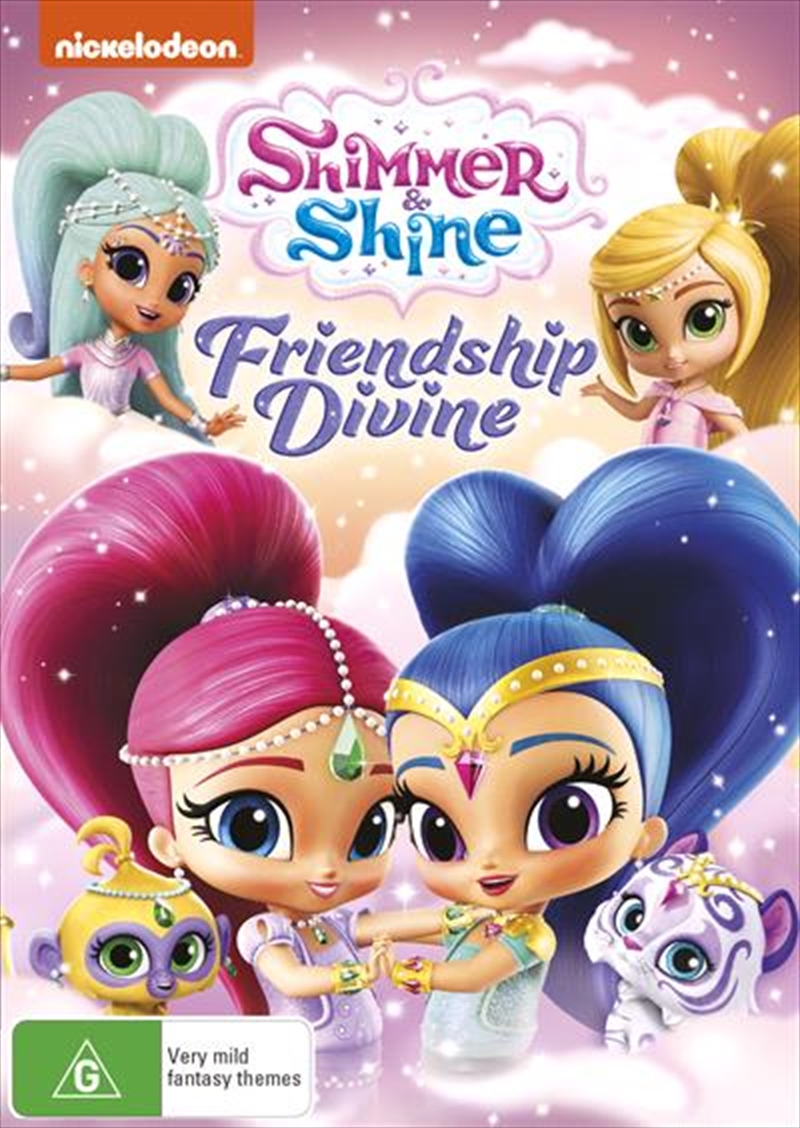 Shimmer And Shine - Friendship Divine | DVD