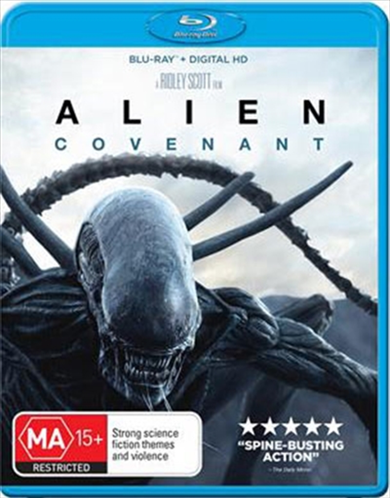 Alien Covenant | Blu-ray