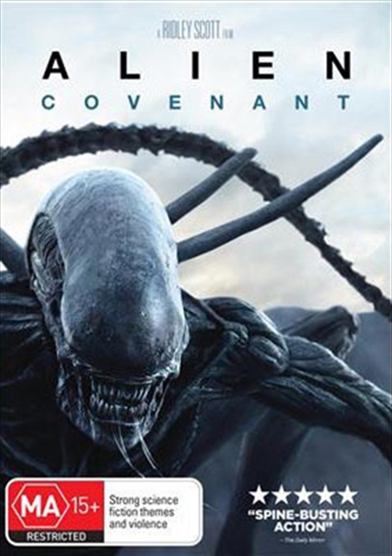Alien Covenant | DVD