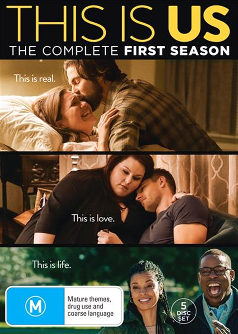 This Is Us - Season 1 | DVD
