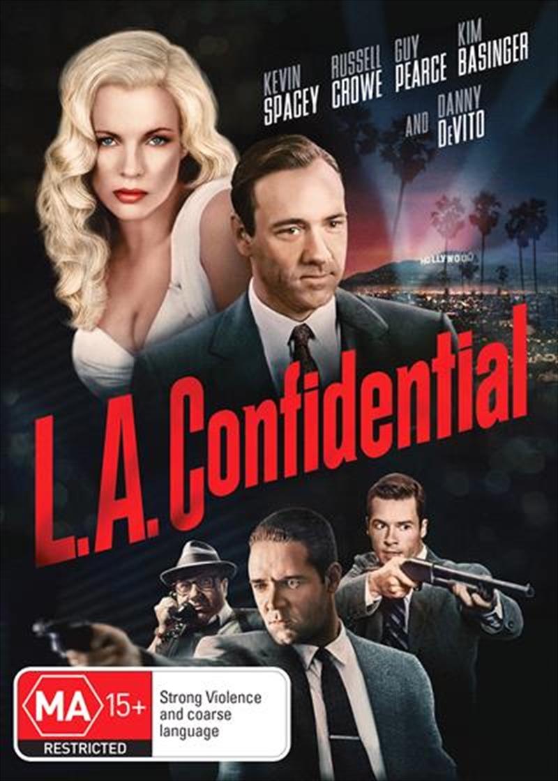L.A. Confidential | DVD