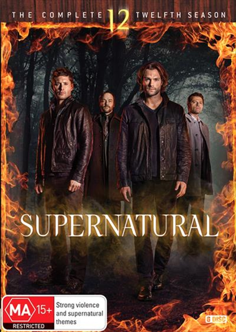 Supernatural - Season 12 | DVD