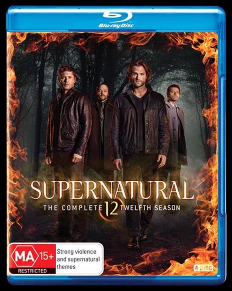 Supernatural - Season 12 | Blu-ray