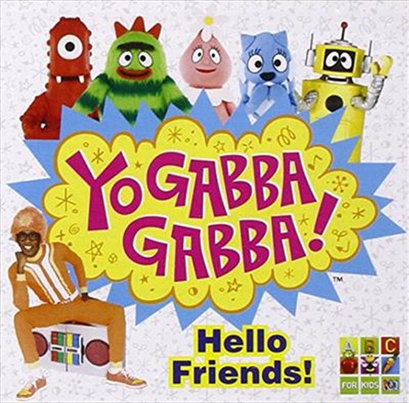 Hello Friends | CD