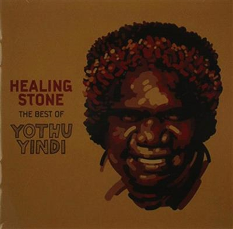 Healing Stone- The Best Of | CD