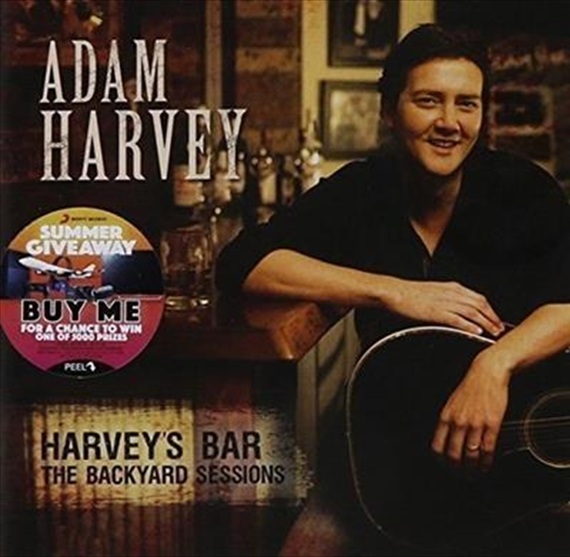 Harvey's Bar | CD