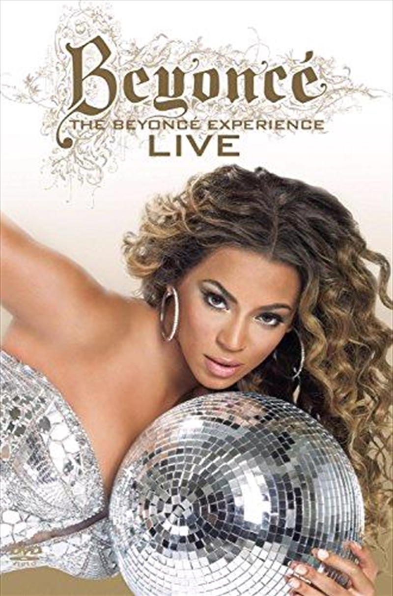 Beyonce Experience 2007 | DVD