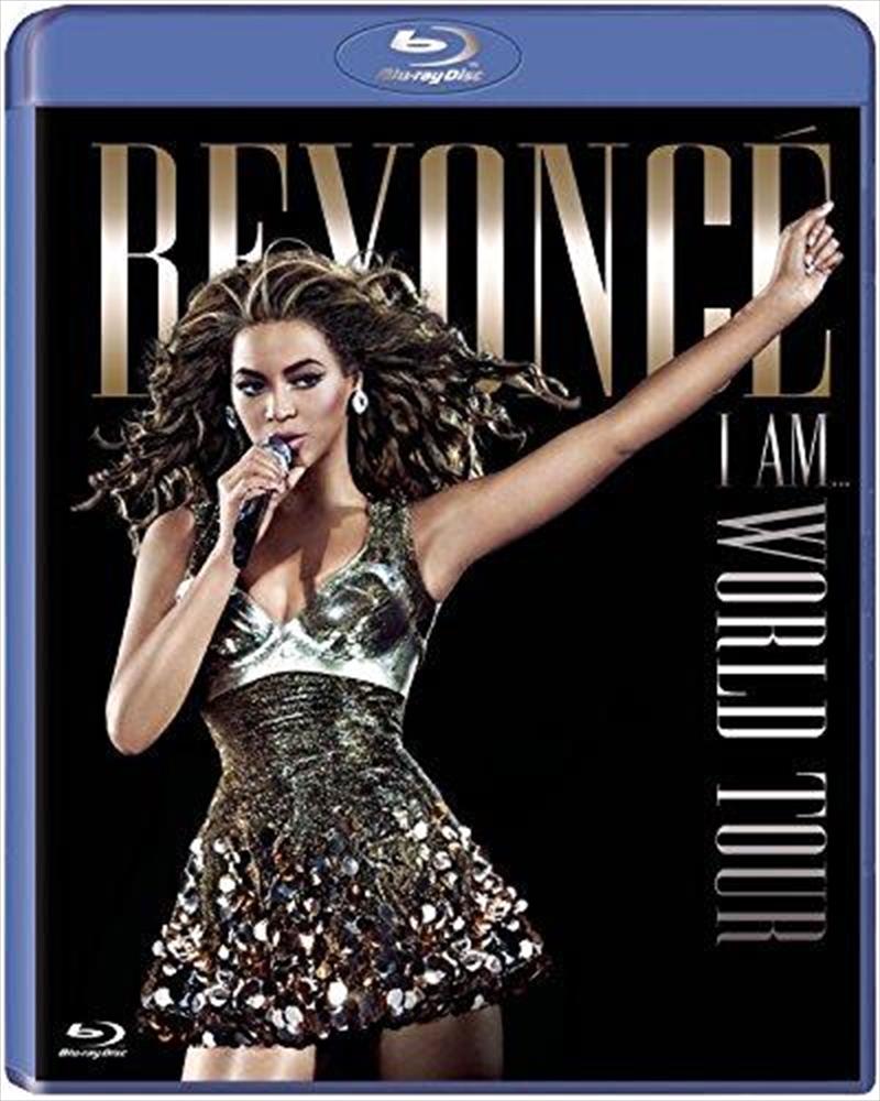 I Am... World Tour 2010 | Blu-ray