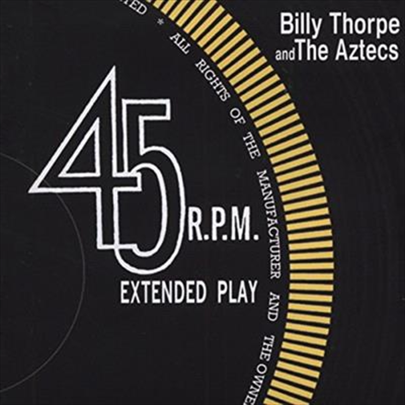 45 RPM: Extended Play   CD