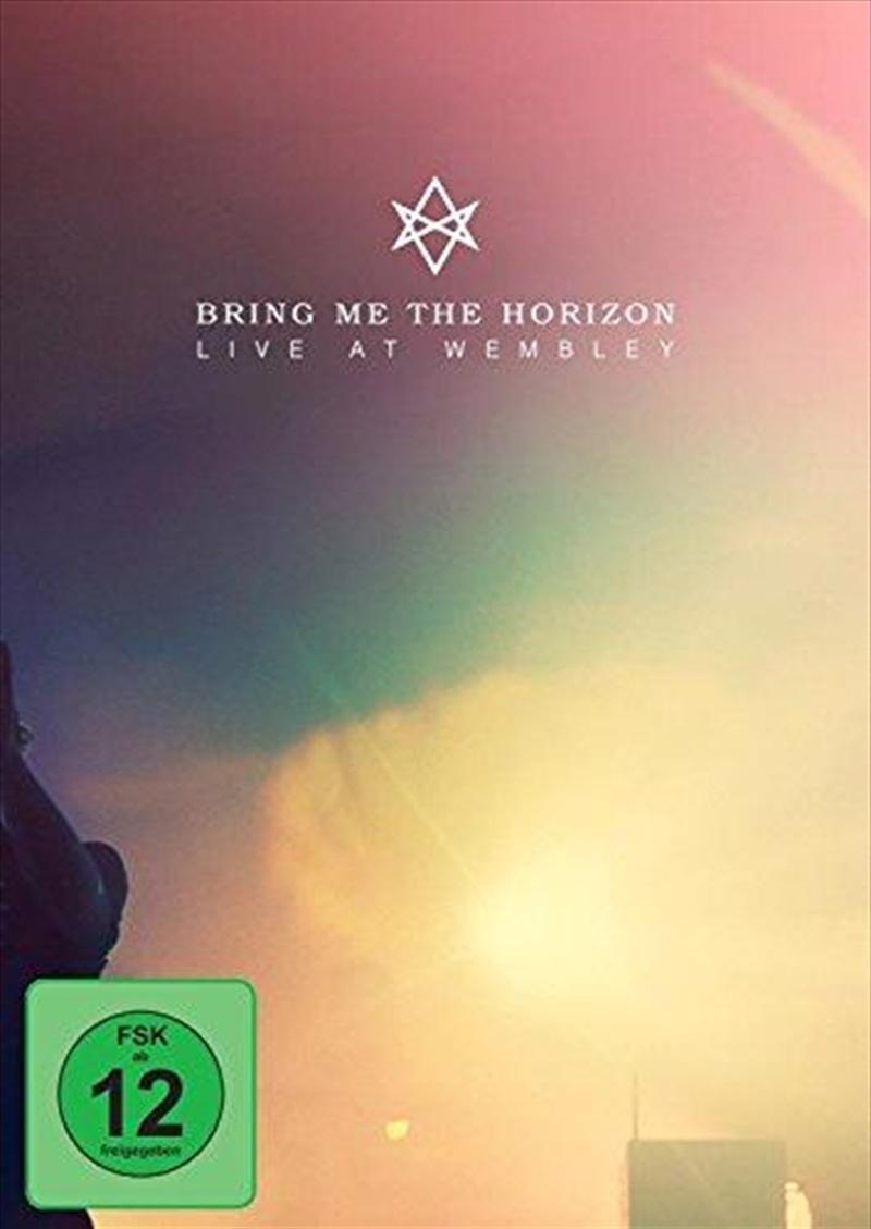 Bring Me The Horizon- Live At Wembley Arena 2015   DVD