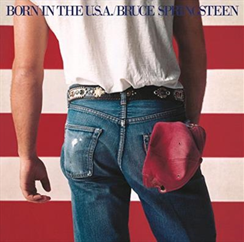 Born In The U.s.a (2014 Re-Master) | CD