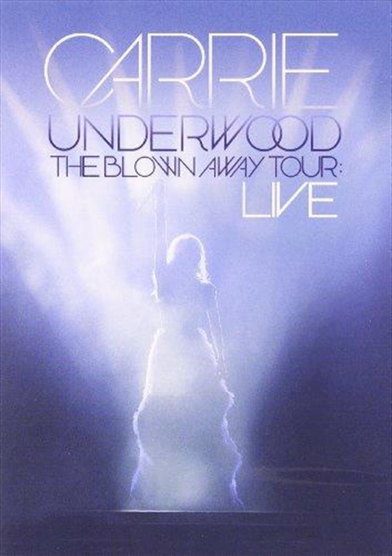Blown Away Tour Live   DVD