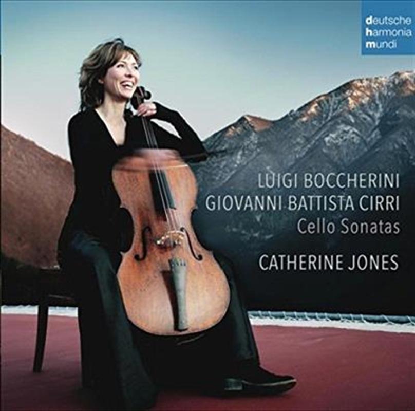 Cello Sonate | CD