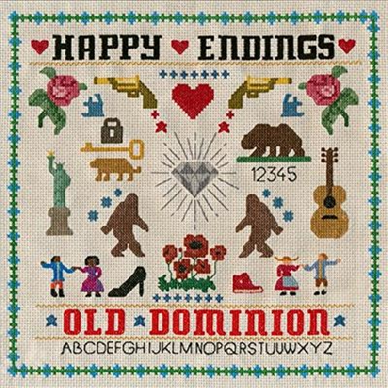 Happy Endings | CD