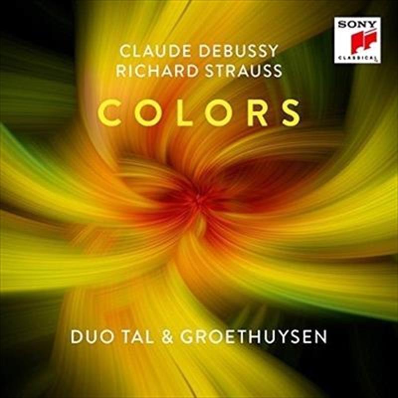 Colors   CD