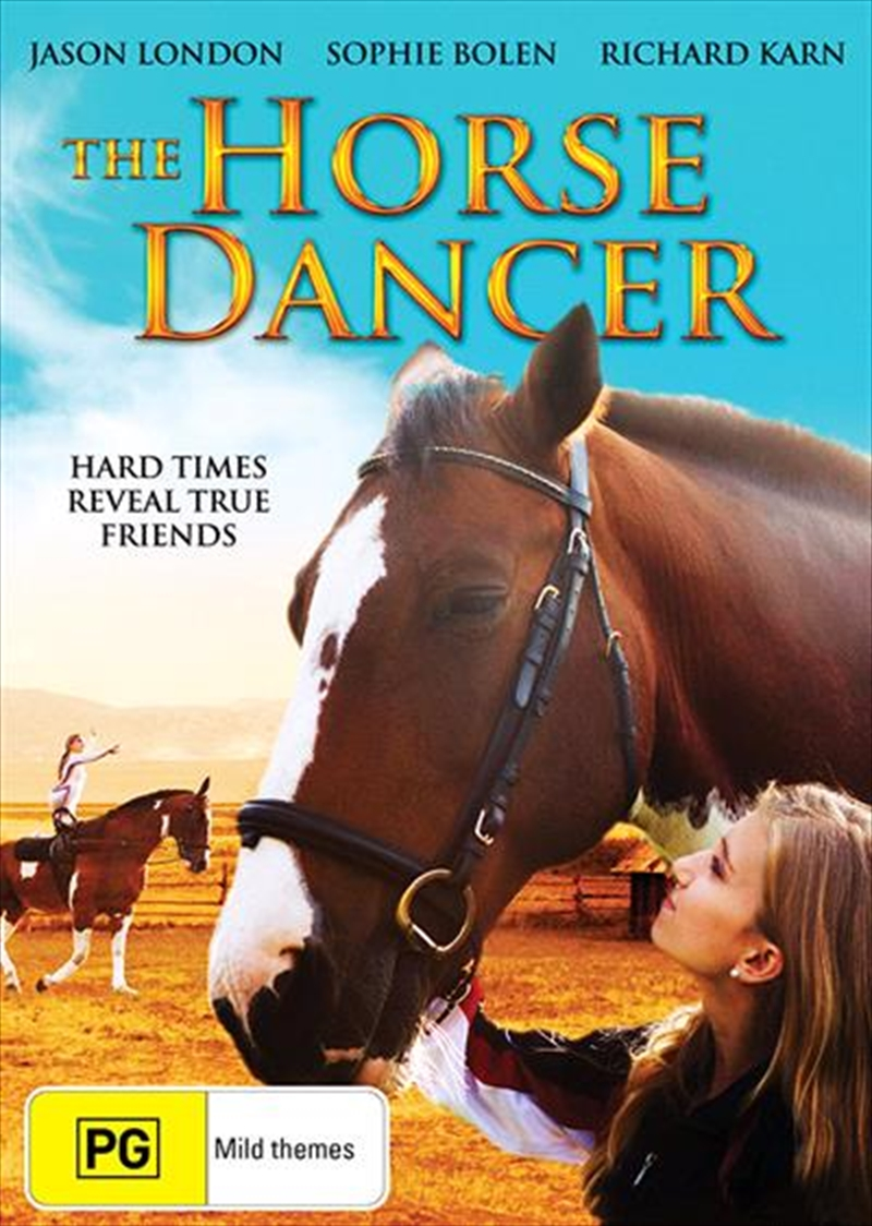 Horse Dancer, The | DVD