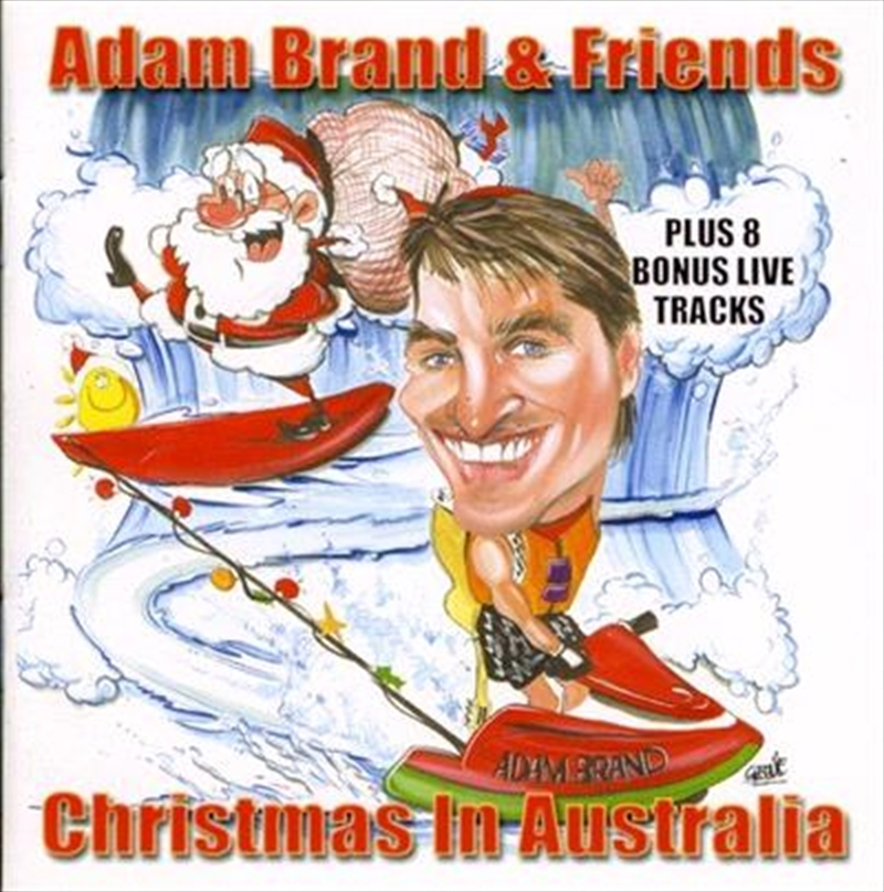 Christmas In Australia | CD