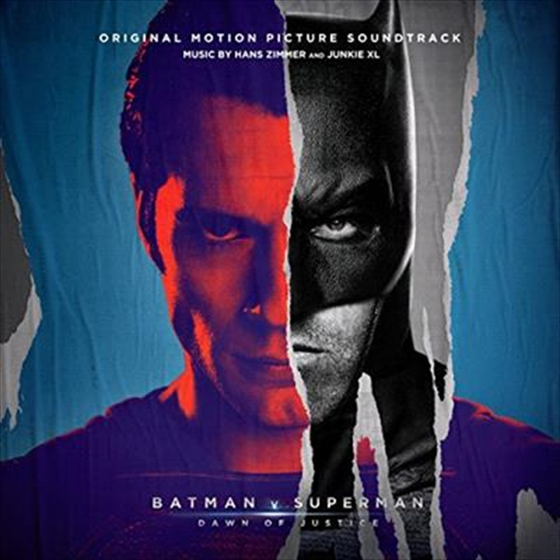 Batman V Superman- Dawn Of Justice (original Motion Picture Soundtrack) Deluxe 2cd Limited Edition | CD