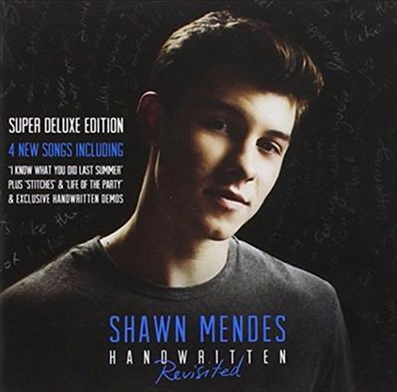 Handwritten Revisited | CD