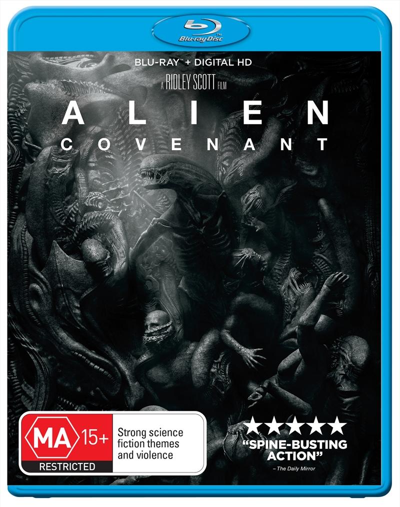 Alien - Covenant | Blu-ray