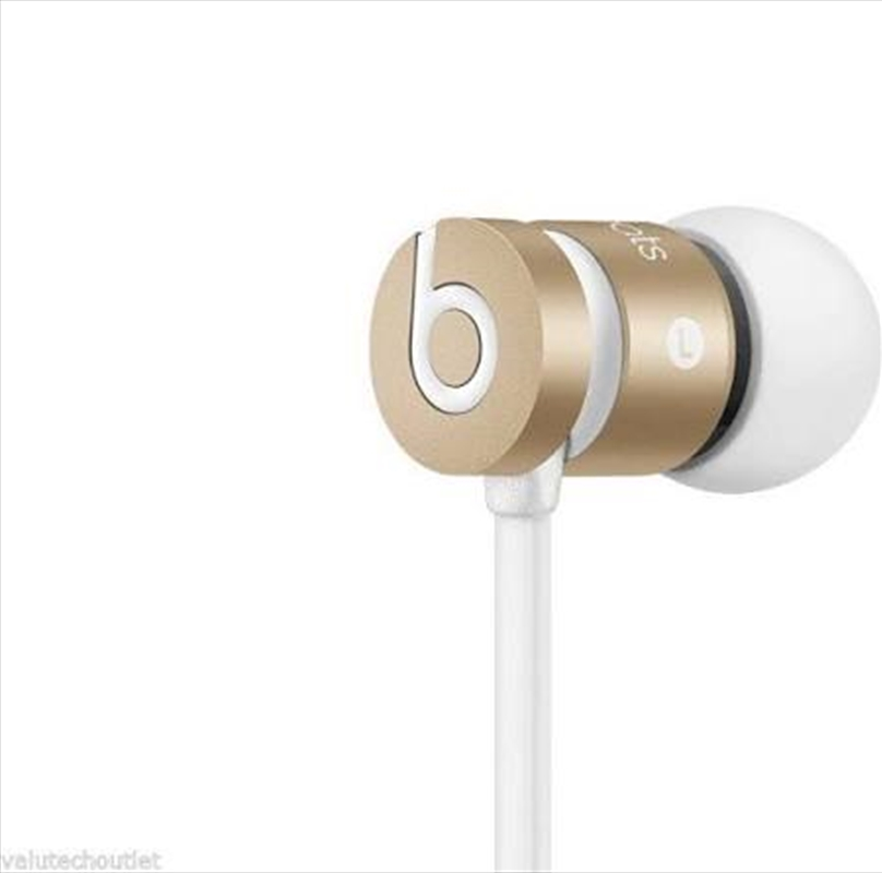 Urbeats In-Ear Headphone - Gold | Accessories
