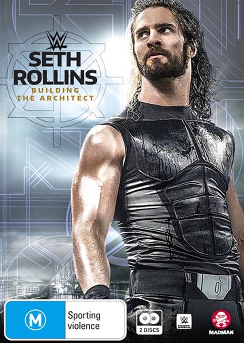 WWE - Seth Rollins - Building The Architect | DVD