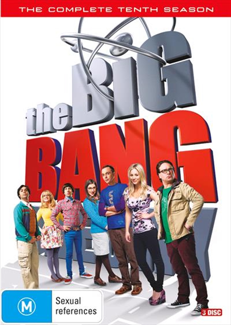 Buy Big Bang Theory Season 10 On Dvd On Sale Now With
