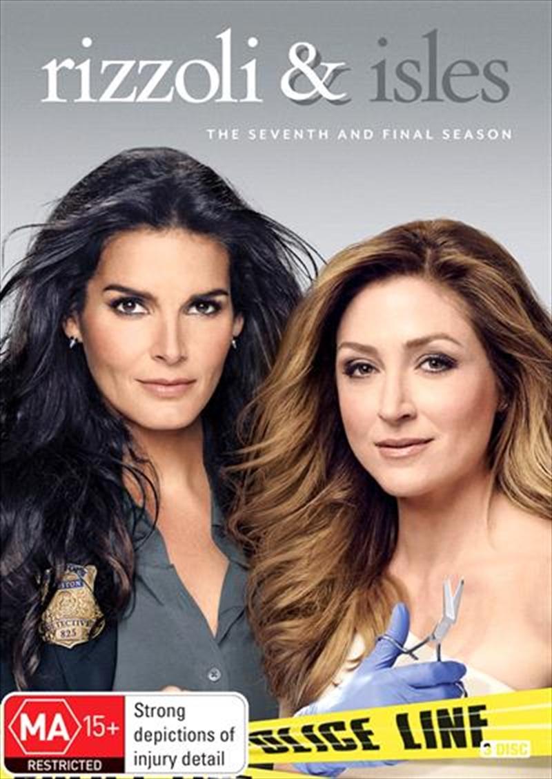Rizzoli and Isles - Season 7 | DVD