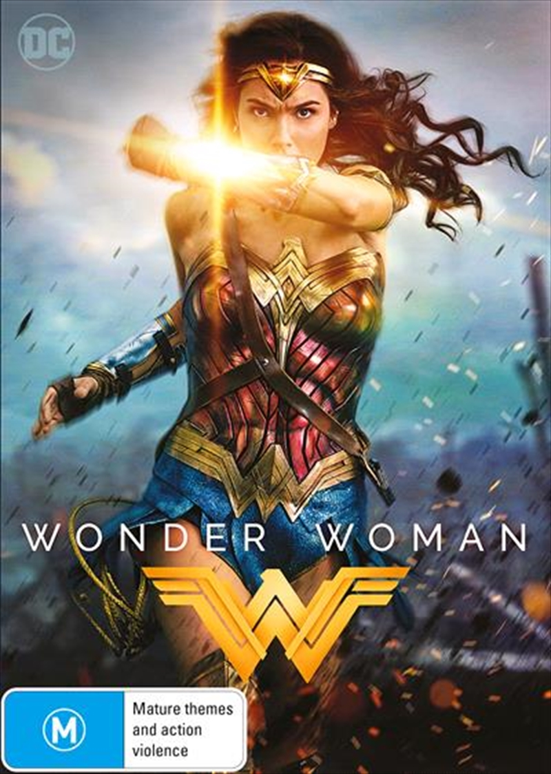 Wonder Woman | DVD