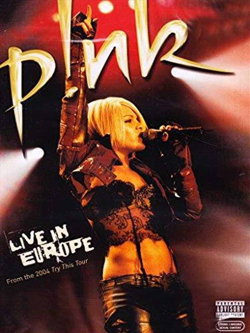 Live In Europe 2015 | DVD