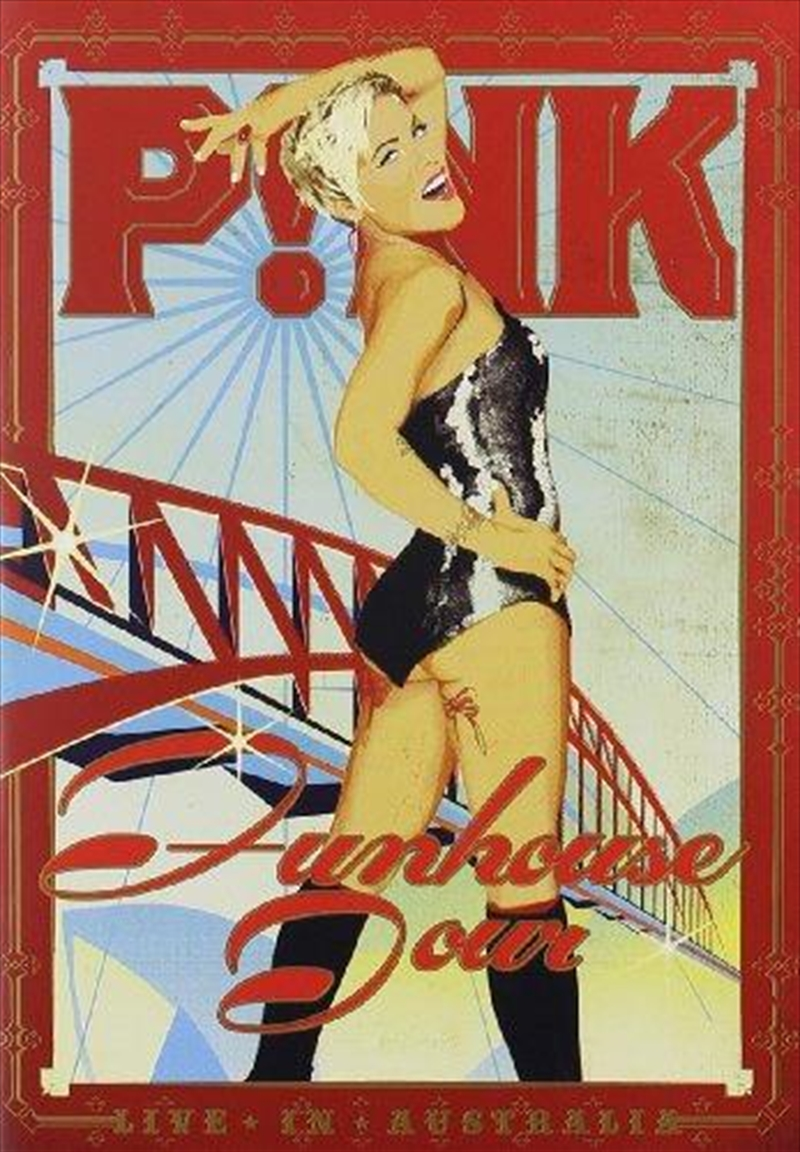 Pink's Funhouse Tour- Live In Australia [2009]