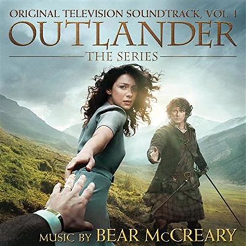 Outlander- Season 1, Vol. 1 (original Television Soundtrack) | CD