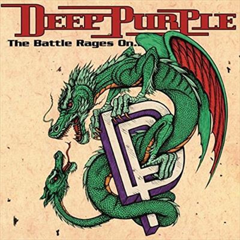 Battle Rages On | Vinyl