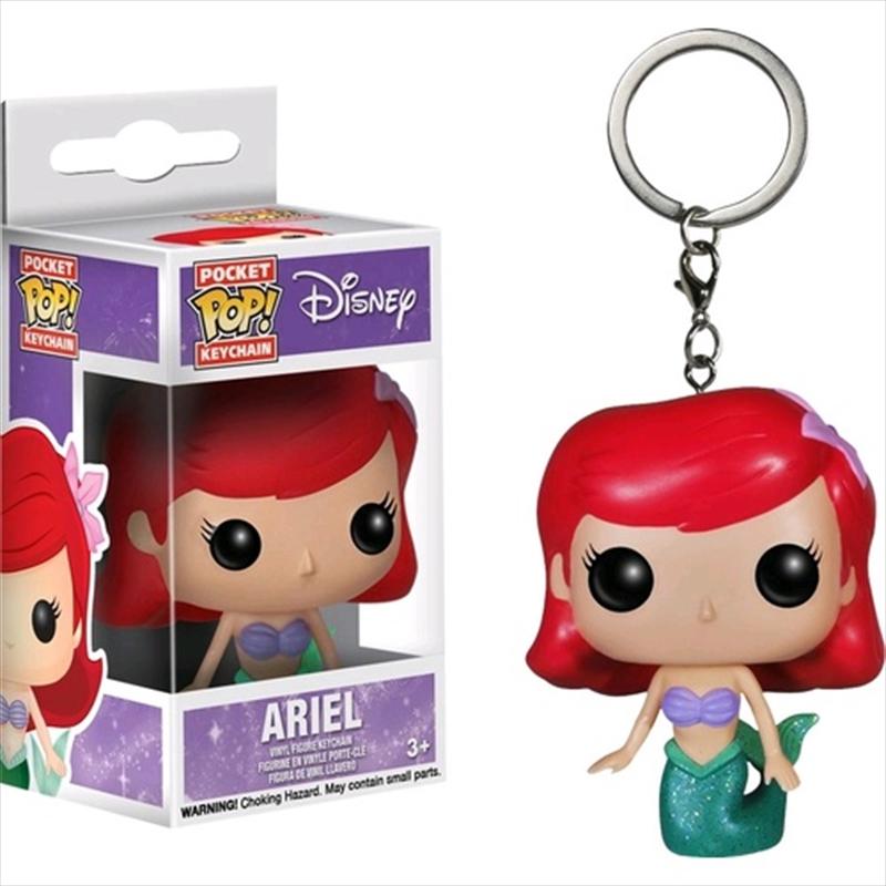 Ariel Pop Keychain   Accessories