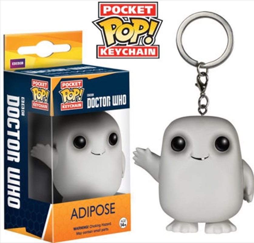 Adipose Pop Keychain | Accessories
