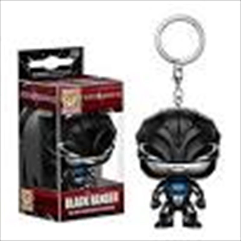 Black Ranger Pop Keychain | Accessories