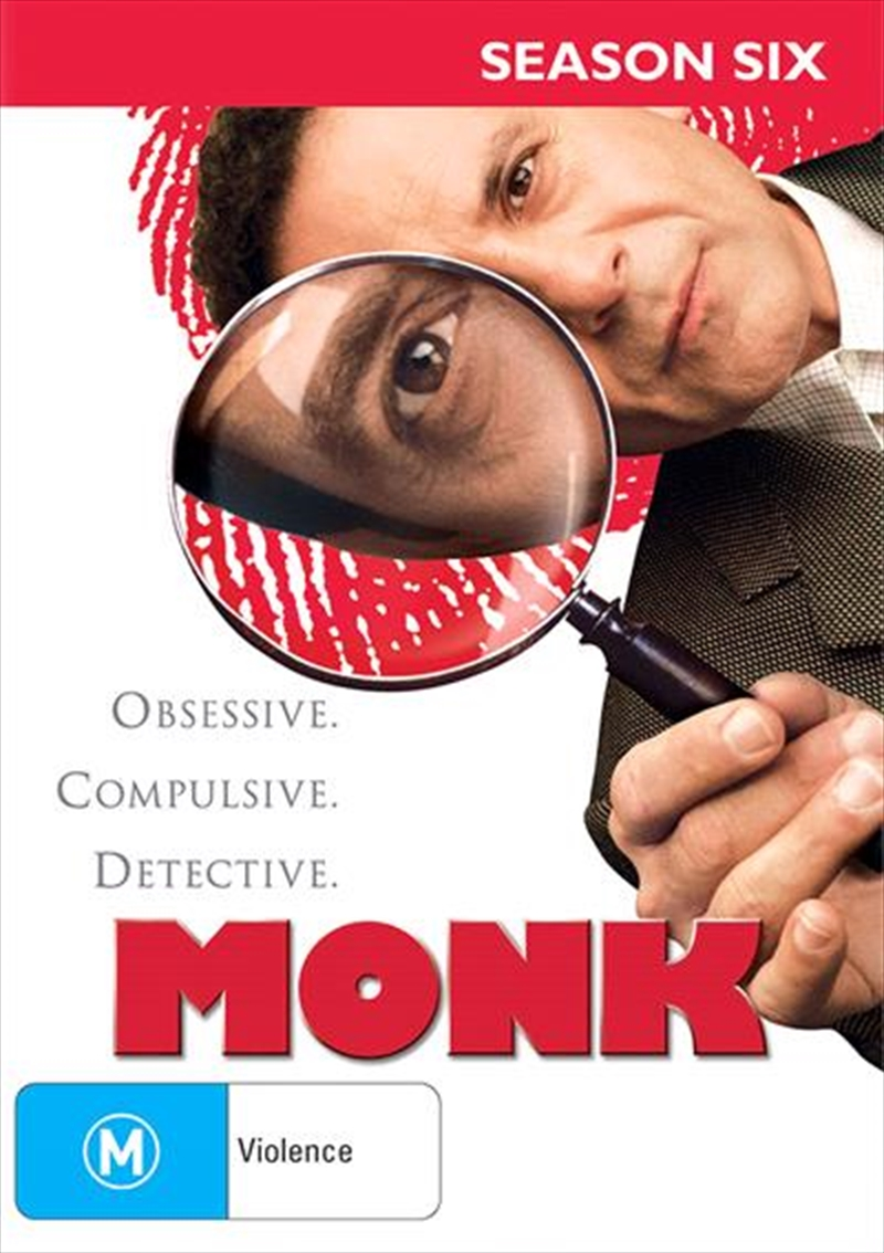 Monk - Season 6 | DVD