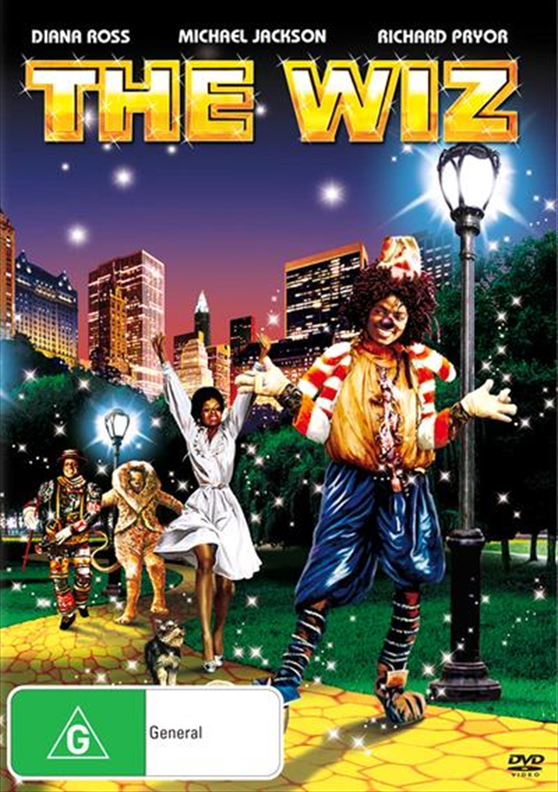 Wiz, The | DVD