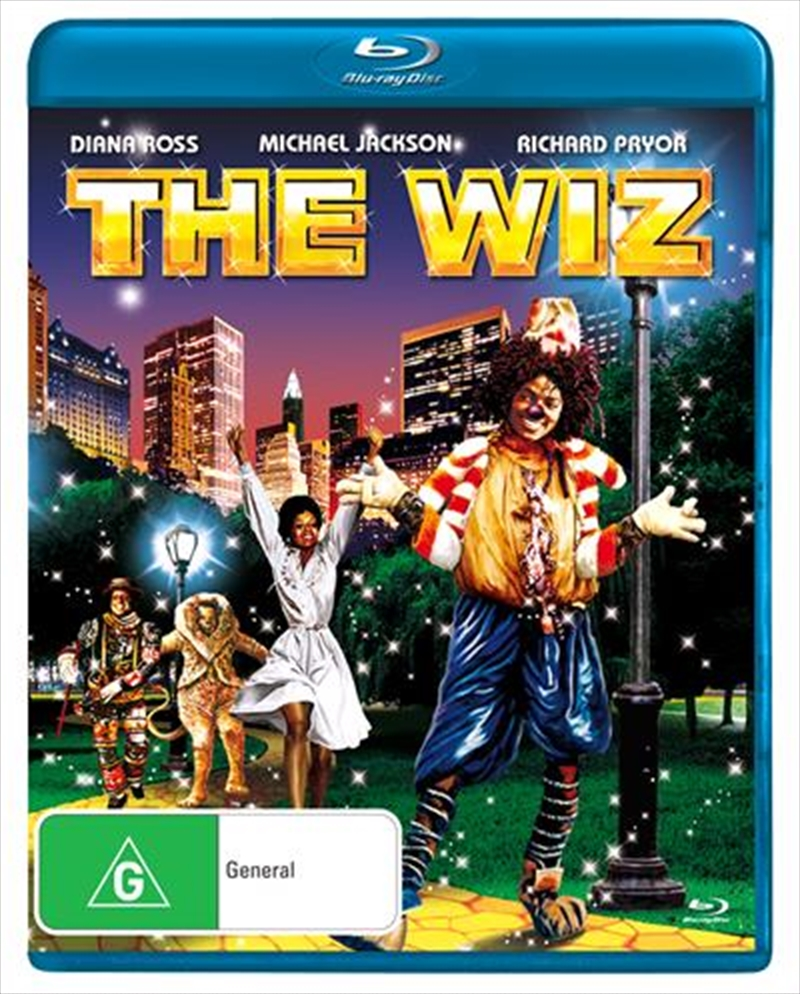 Wiz, The | Blu-ray