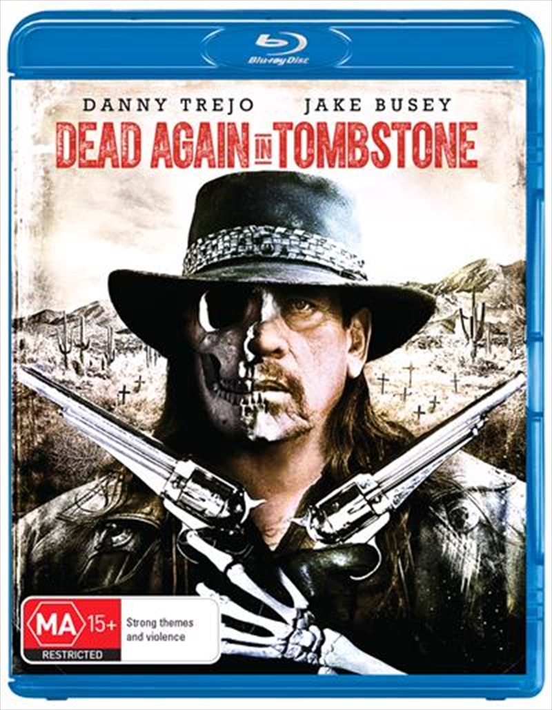 Dead Again In Tombstone | Blu-ray
