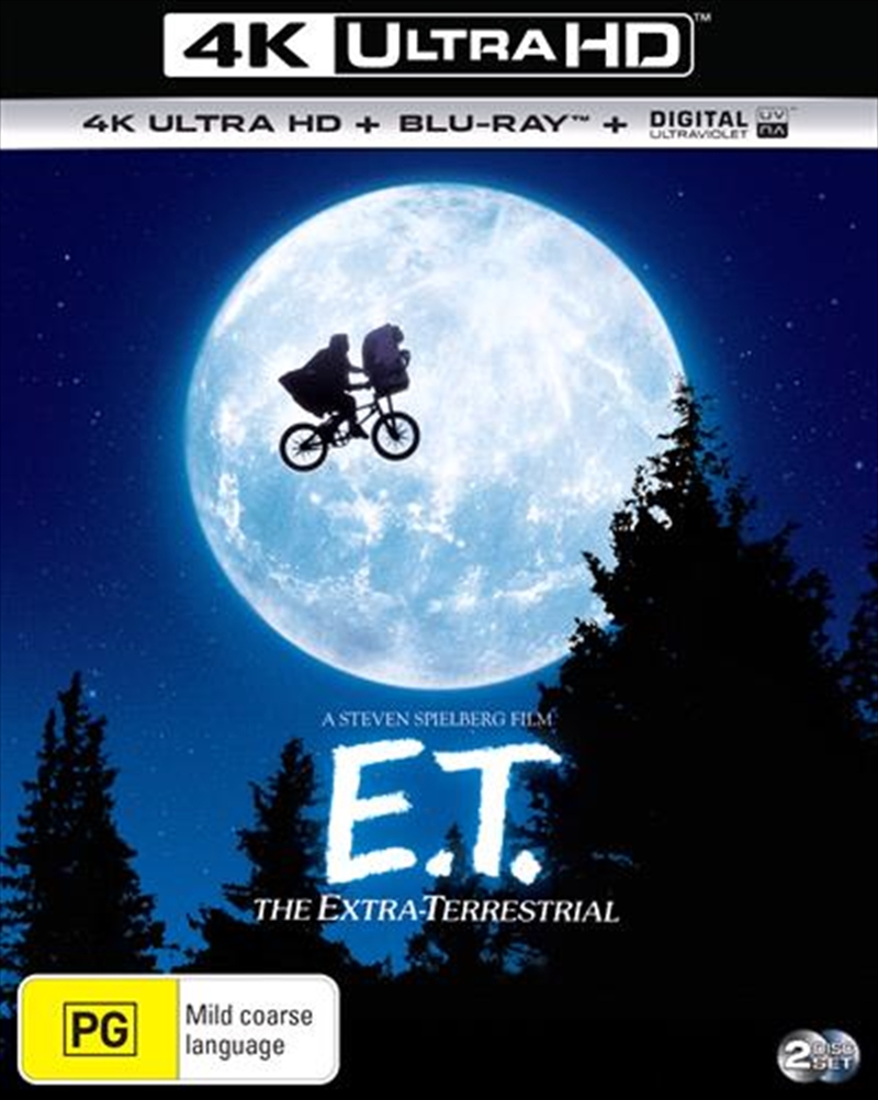 E.T. - The Extra Terrestrial | UHD