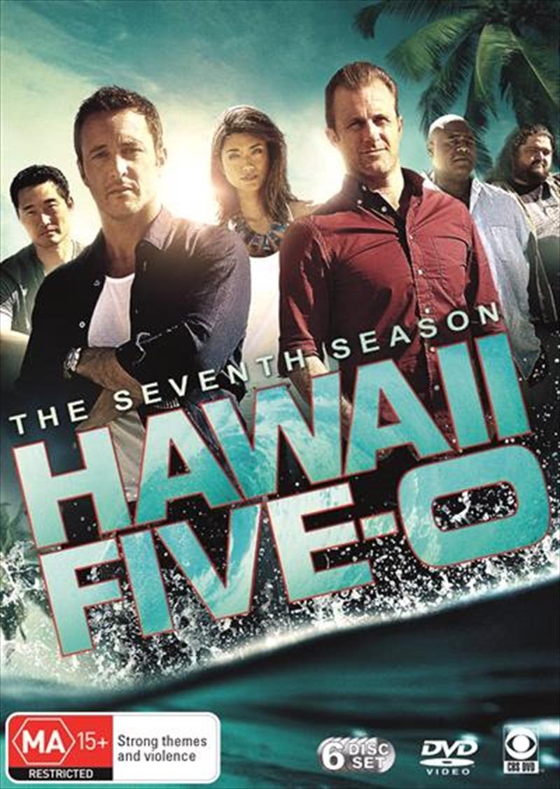 Hawaii Five-0 - Season 7 | DVD