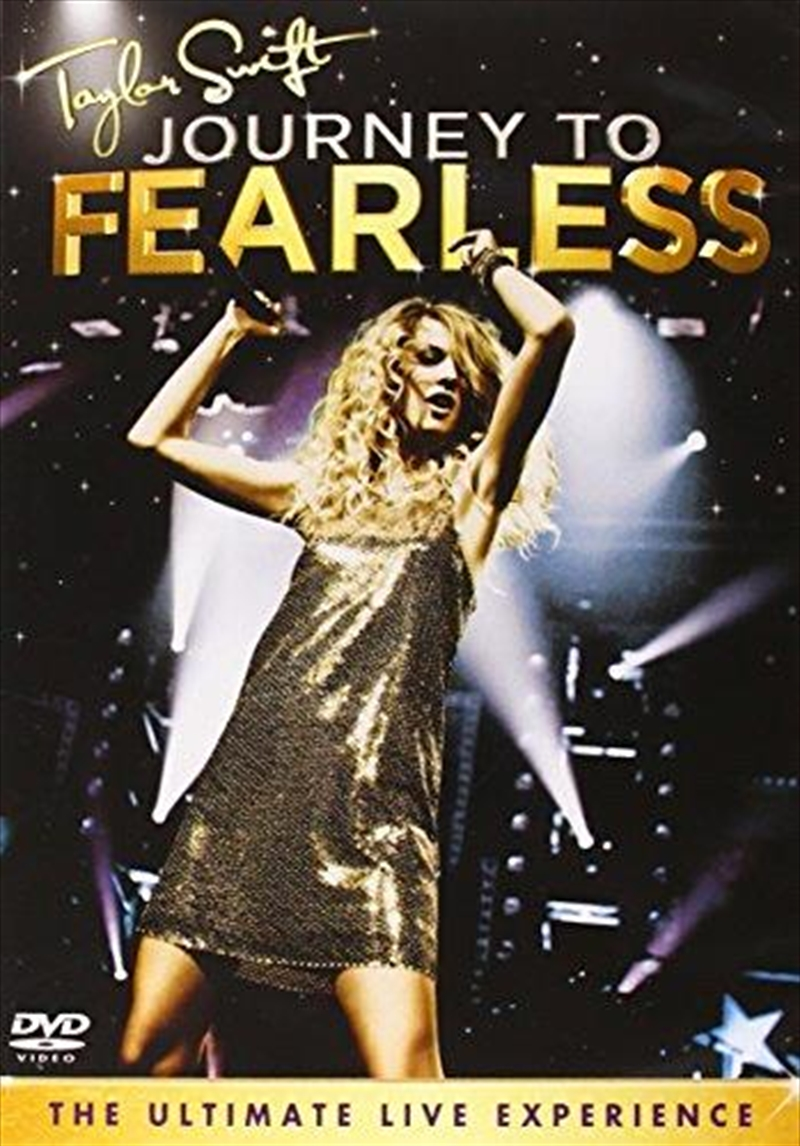 Journey To Fearless | DVD