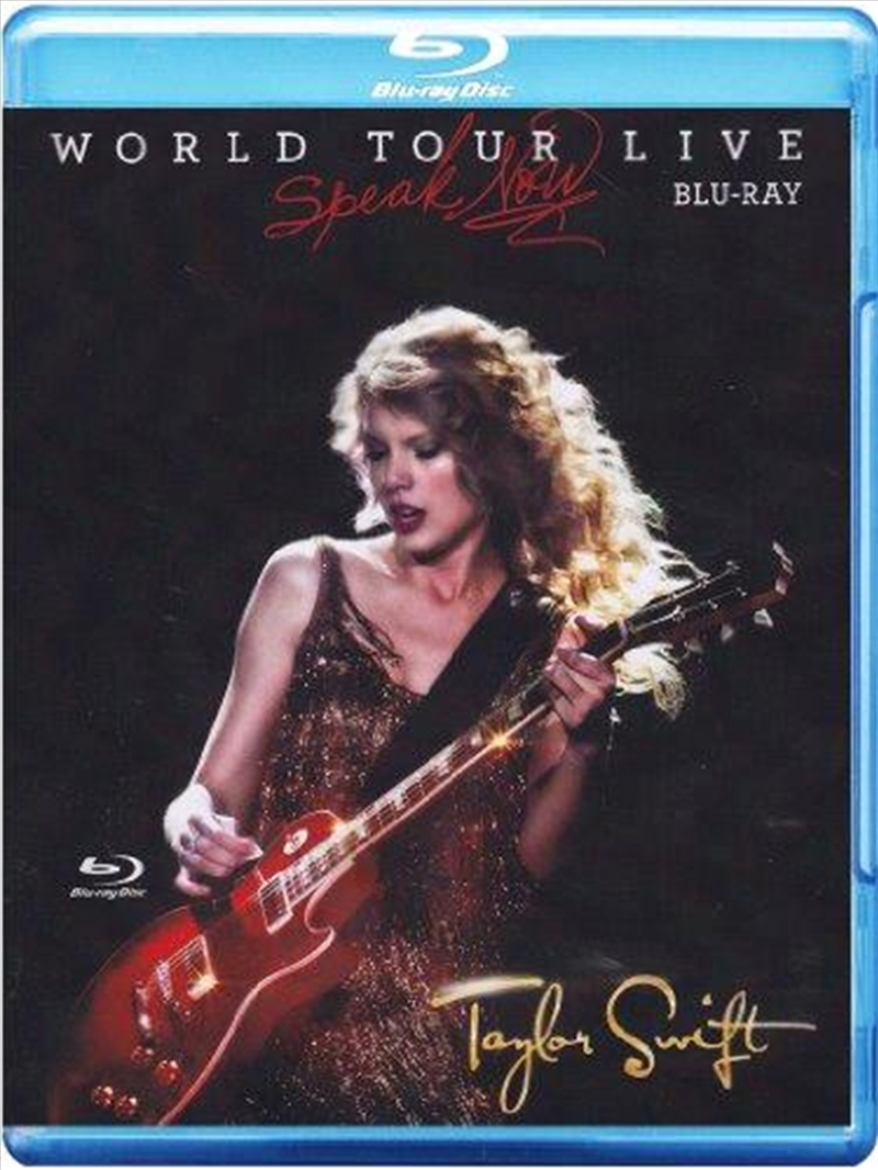 Speak Now World Tour Live | Blu-ray