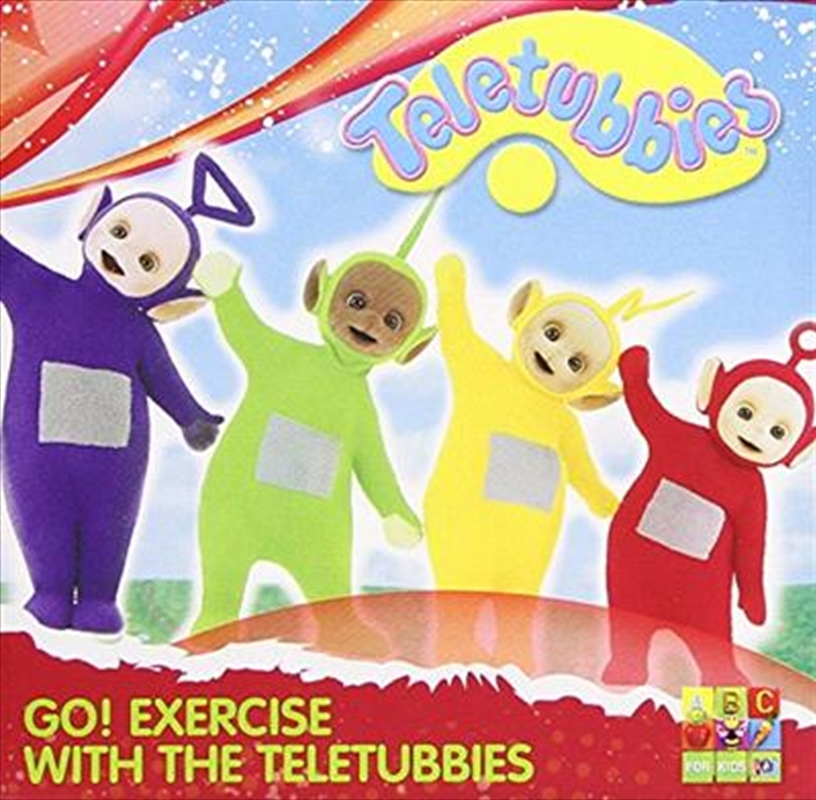 Go Exercise With The Teletubbies | CD