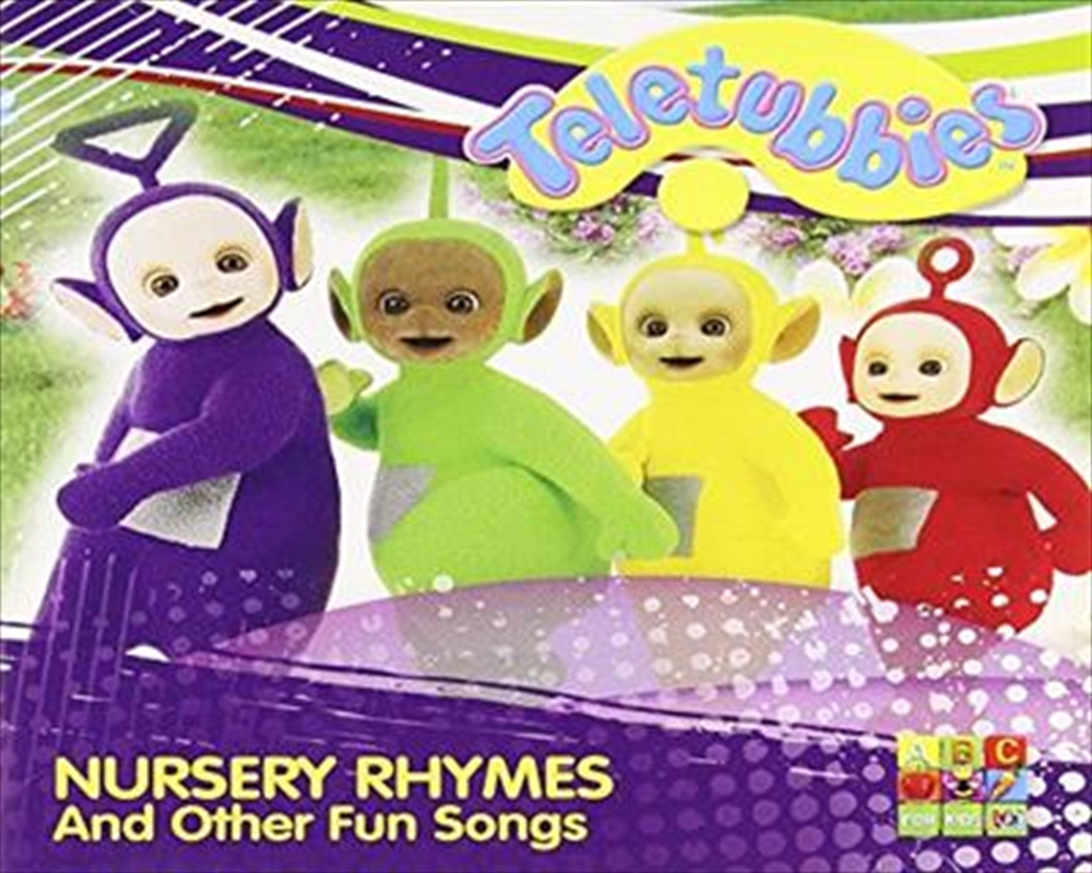 Nursery Rhymes and Other Fun Songs! | CD