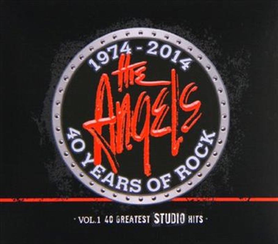 40 Years Of Rock - Vol. 1- 40 Greatest Studio Hits | CD