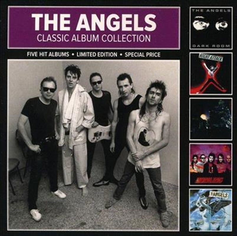 Classic Album Collection | CD
